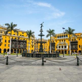 Christian –Promperú,  Lima, Peru